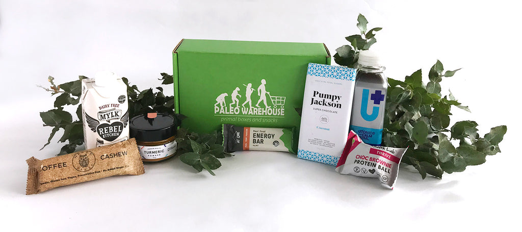 The February Valentines Paleo Box