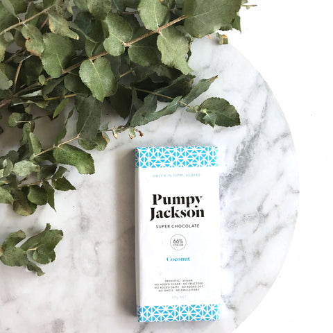 Pumpy Jackson | Paleo Chocolate