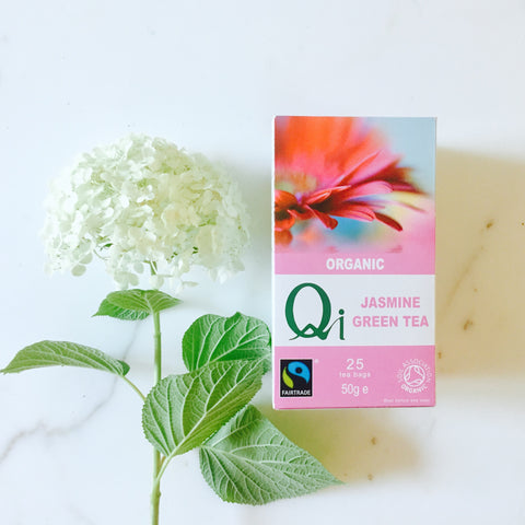 Qi Tea | Organic Green Tea