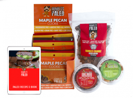 Rumbles Paleo | Rumbles Paleo Christmas Gift Pack