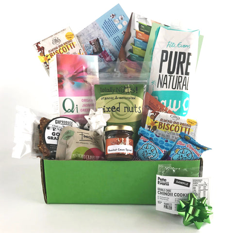 Paleo Warehouse Christmas Snack Box