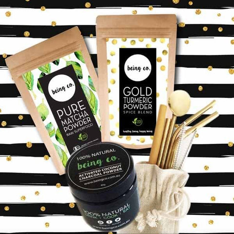 Being Co | Matcha Powder Gift Set