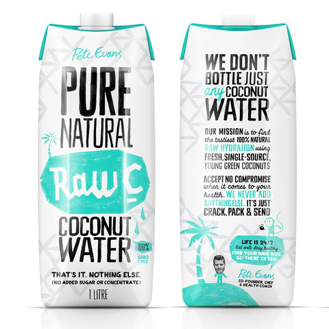 Raw C | Pete Evans Coconut Water