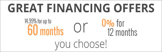 M2S Bikes Financing Offers