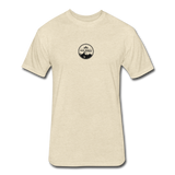 All Terrain Circle Badge T-Shirt - heather cream