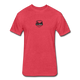 All Terrain Riding T-Shirt - heather red