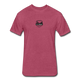 All Terrain Riding T-Shirt - heather burgundy