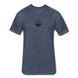 All Terrain Circle Badge T-Shirt - heather navy