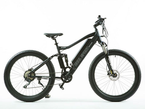 Dual Sport | R500+ Electric Bike 27.5+