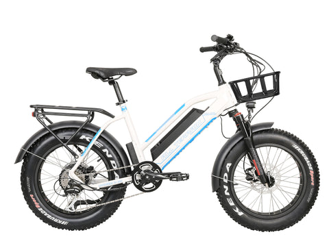 Scout - Electric Commuter Bike