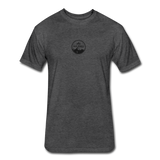 All Terrain Circle Badge T-Shirt - heather black