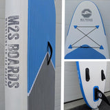 Mountains To Sea Inflatable Paddleboard