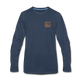 M2S Premium Long Sleeve T-Shirt - navy