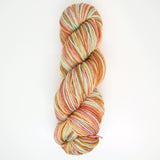 Self-Striping Sock - Beachy Keen-o