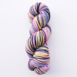 Self-Striping Sock - Butterfly Bacchanal