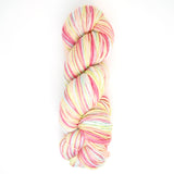 Self-Striping Sock - Heavenly Creamsicle