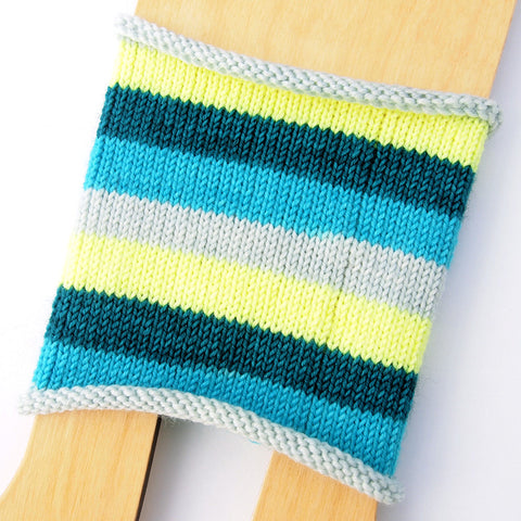 Self-Striping Sock - Twisted Empire