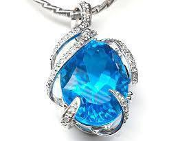 The Beauty of Blue Topaz