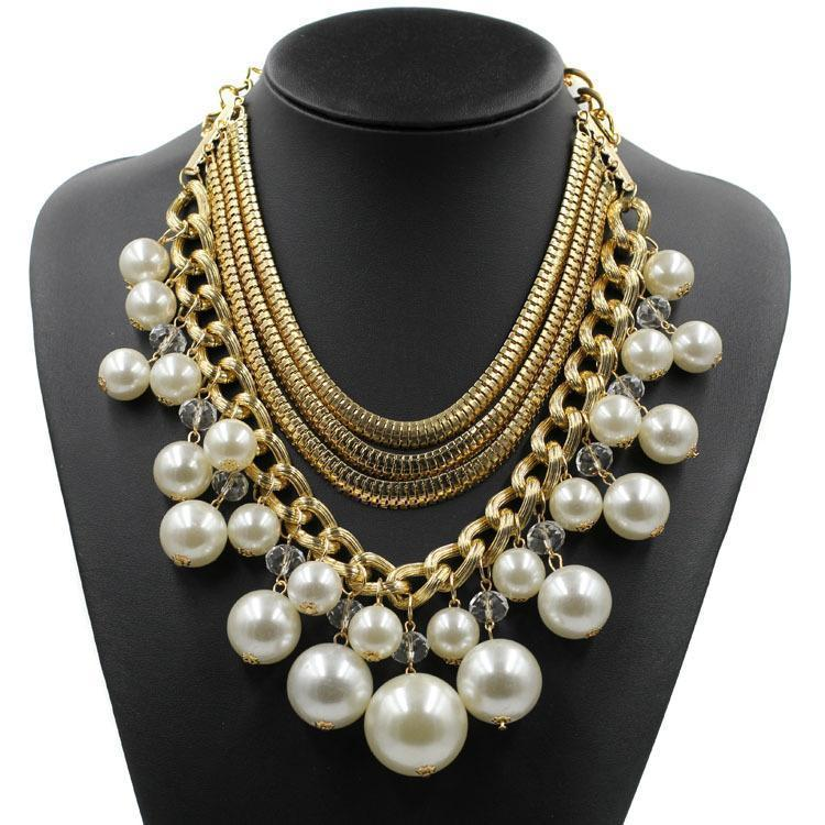 Latest Pearl jewelry trends 2017