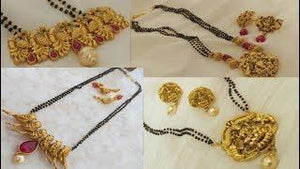 Top 8 Mangalsutra trends 2017