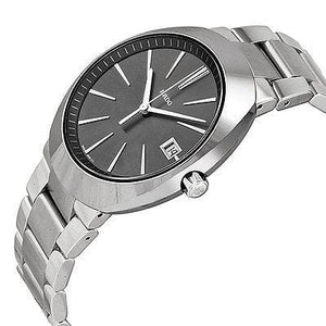 RADO D Star Grey Dial Stainless Steel and Ceramos Bracelet Watch - Royal Dubai Jewellers