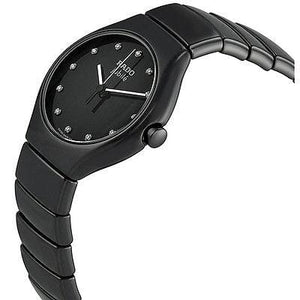 Rado True Jubile Black Ceramic Ladies Watch R27655762 img - Royal Dubai Jewellers