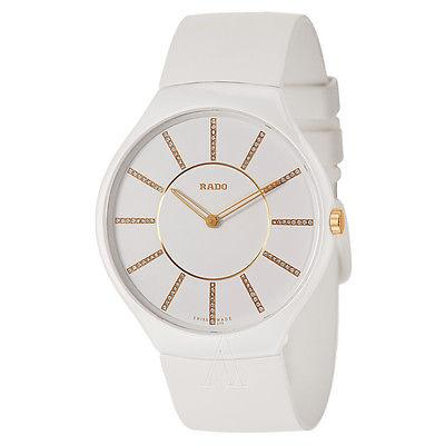 RADO R27957709 WOMEN'S RADO TRUE THINLINE WATCH - Royal Dubai Jewellers