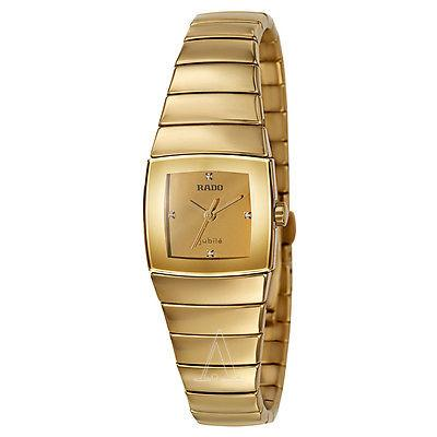 Authentic RADO R13776702 WOMEN'S SINTRA JUBILE WATCH Brand NEW with Original Box - Royal Dubai Jewellers