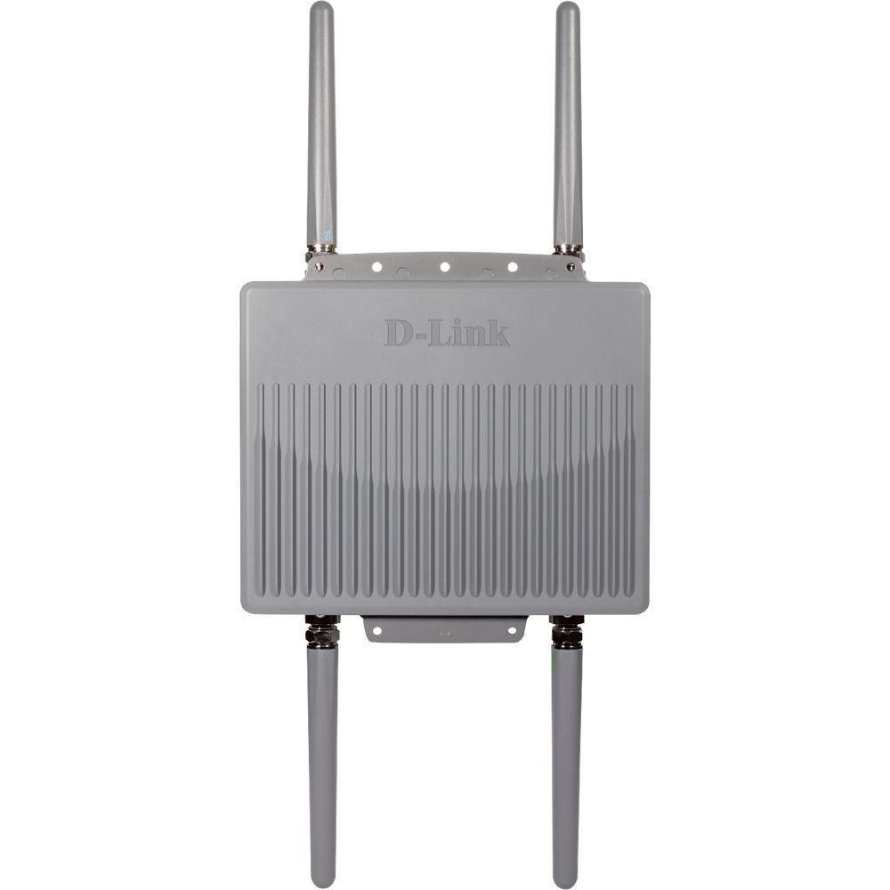 D-Link AirPremier N Dual Band Outdoor PoE Access Point - Royal Dubai Jewellers