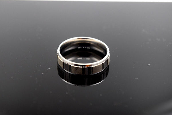 22k 22ct Solid Gold ELEGANT MENS Ring BAND size 11 Size adjustable mf - Royal Dubai Jewellers