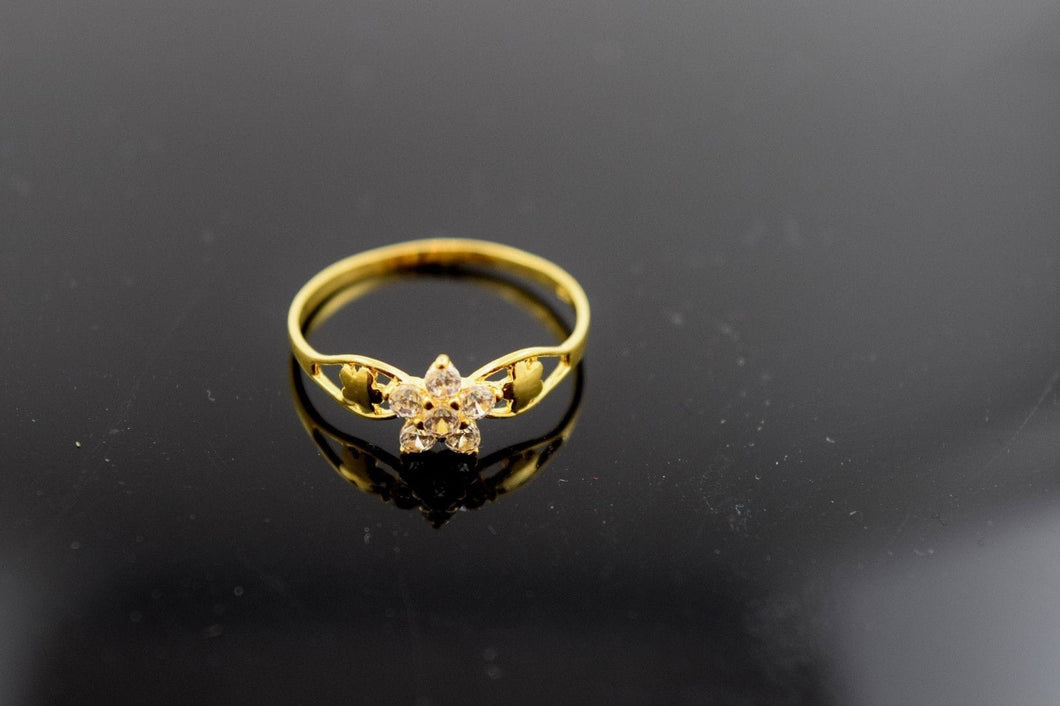 22k 22ct Solid Gold ELEGANT BAND Ring with FREE  BOX