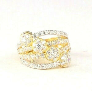 "22k Ring Solid Gold ELEGANT Charm Ladies Simple Ring SIZE 7 ""RESIZABLE"" r2530"