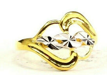 "22k Ring Solid Gold ELEGANT Charm Ladies Simple Ring SIZE 7 ""RESIZABLE"" r2645"