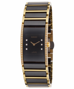 Original RADO R20753752 WOMEN'S INTEGRAL JUBILE WATCH Authentic Diamonds