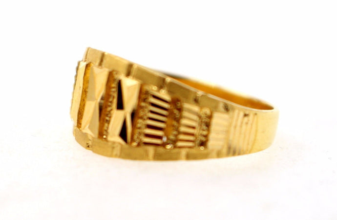 22k 22ct Solid Gold DESIGNER Ring BAND