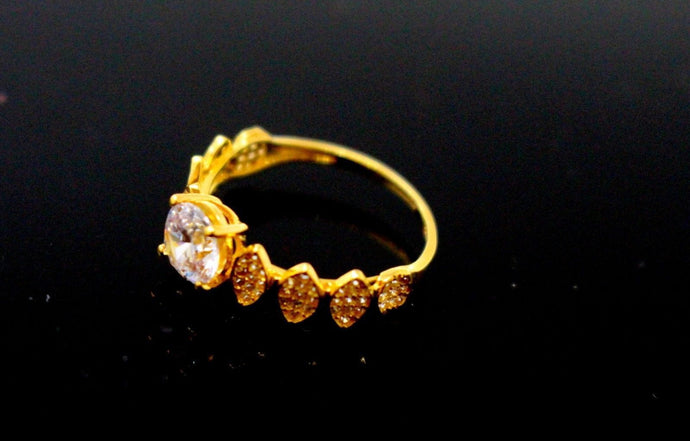 [22k 22ct Solid Gold DESIGNER GOLD Ring BAND