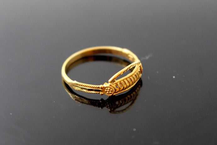 22k 22ct Solid Gold ELEGANT Ring Simple Design