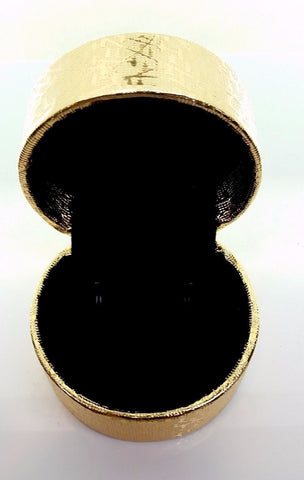 "22k Solid Gold ELEGANT Ring BAND with FREE18k BOX ""RESIZABLE"" R343a size6.75"
