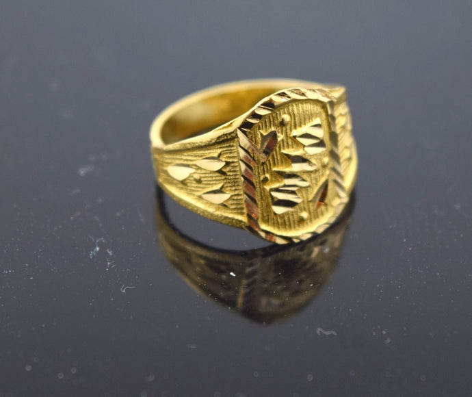 22k 22ct Solid Gold ELEGANT BABY KIDS Ring