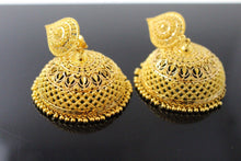 22k 22ct Jewelry Solid Gold JHUMKIE LONG JHUMKE DANGLING JHUMKA Earring E5890