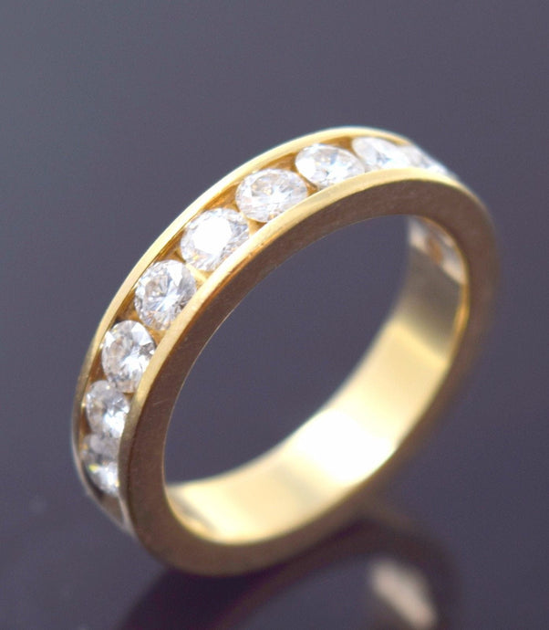 22k Jewelry Solid Gold ELEGANT Ring Modern Design with Stone