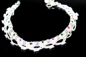1PC HANDMADE Solid Silver Payal 925 sbb31 Sterling adult ladies Anklets | Royal Dubai Jewellers