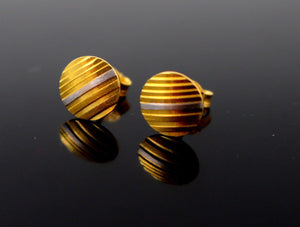 22k 22ct Solid Gold CUTE BABY TINY SPHERE GOLD EARRINGS STUDS e5329 | Royal Dubai Jewellers
