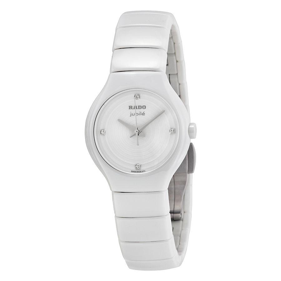 RADO R27696712 WOMEN'S RADO TRUE JUBILE WATCH | Royal Dubai Jewellers