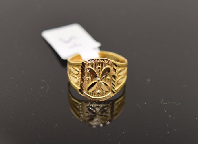 22k 22ct Solid Gold ELEGANT BABY children KIDS Ring