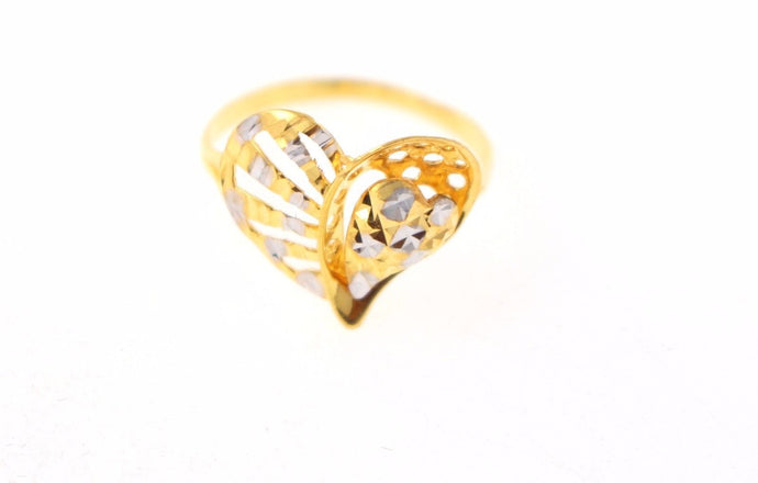 22k 22ct Solid Gold ELEGANT Ladies Ring SIZE 9