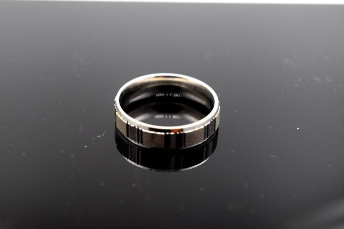 22k 22ct Solid Gold ELEGANT MENS Ring BAND size 11 Size adjustable mf