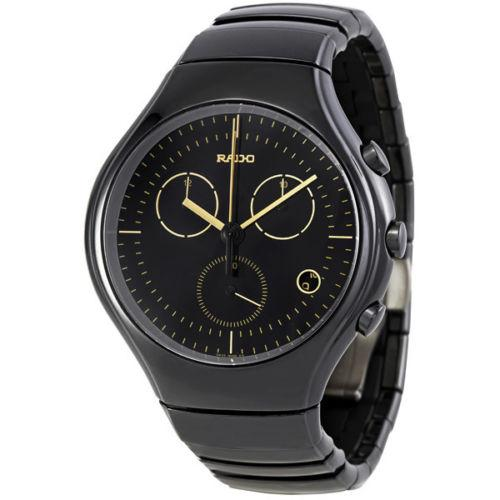 RADO R27814152 MEN'S RADO TRUE CHRONOGRAPH WATCH