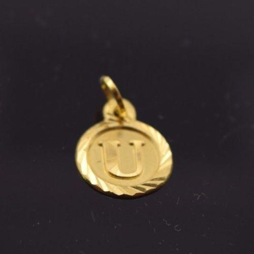 22k 22ct Solid Gold STONE