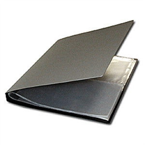 Silver pp 4x6 photo album (holds 60 photos)